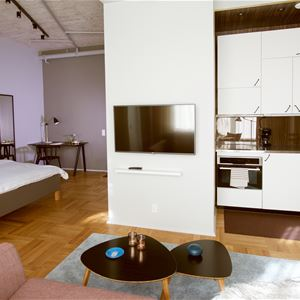 SECOND HOME APARTMENTS ASPLUND