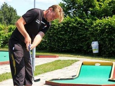 Evedal miniature golf