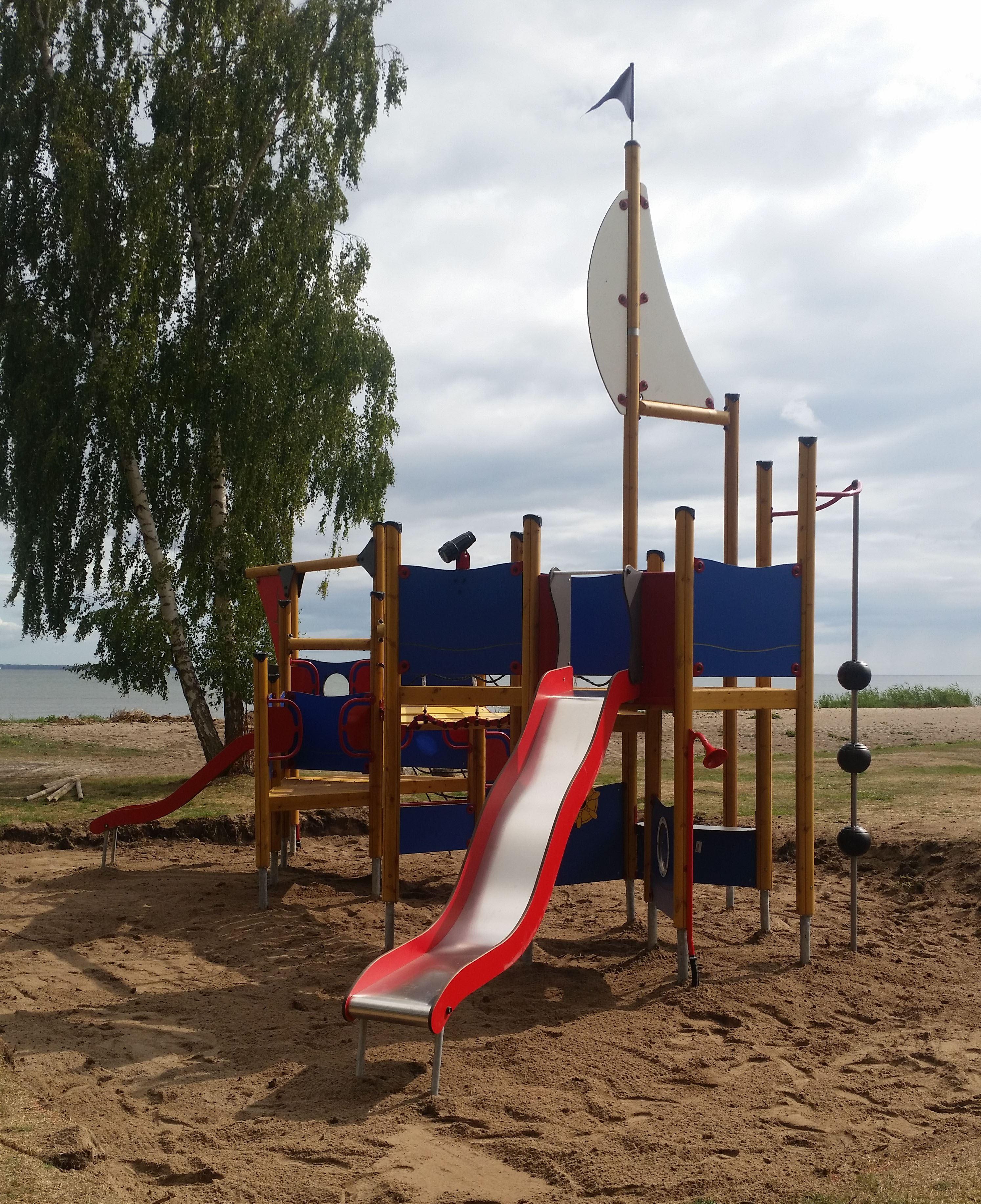 Vita Sands Camping / Stugor