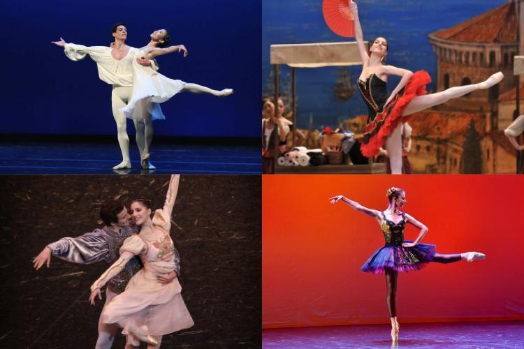 Les Etoiles et Solistes du Ballet de l'opéra de Paris - Festival de Carcassonne