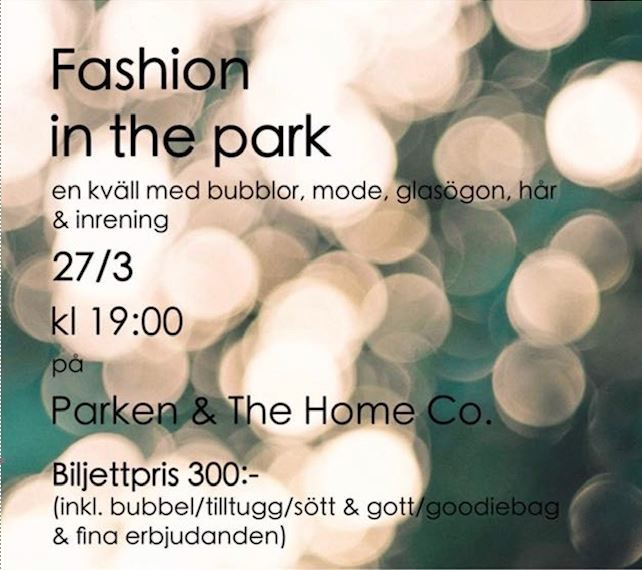 Fashion in the Park