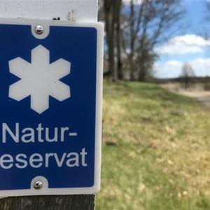 Kryssa naturreservat med naturum – Notteryd