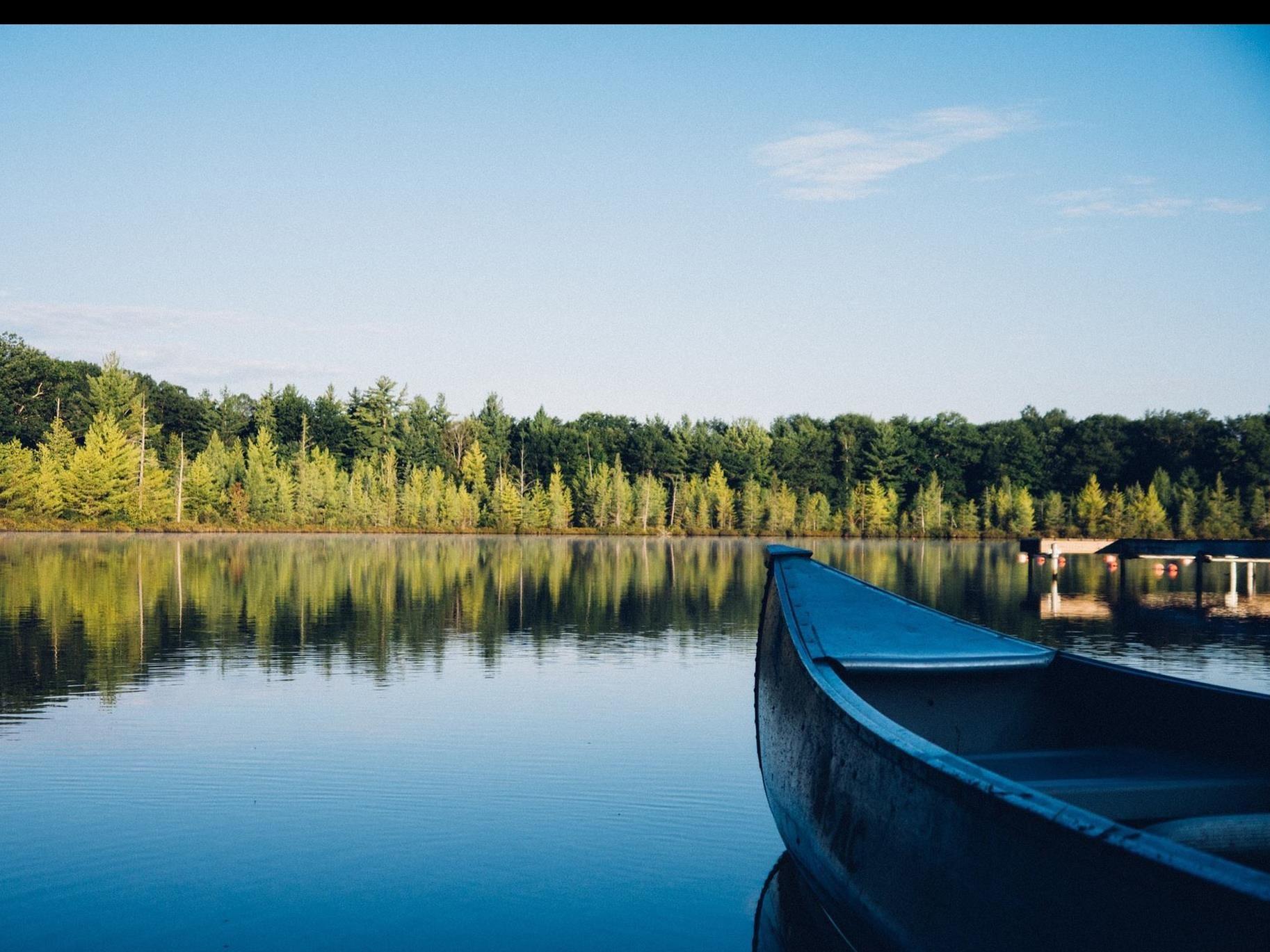 Nordisk vildmarksupplevelse - Kanotuthyrning, Sörsjön