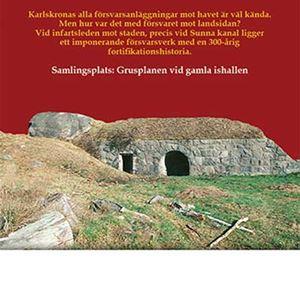 Guidad tur Kulturkompaniet Oscarsvärn - Landfronten