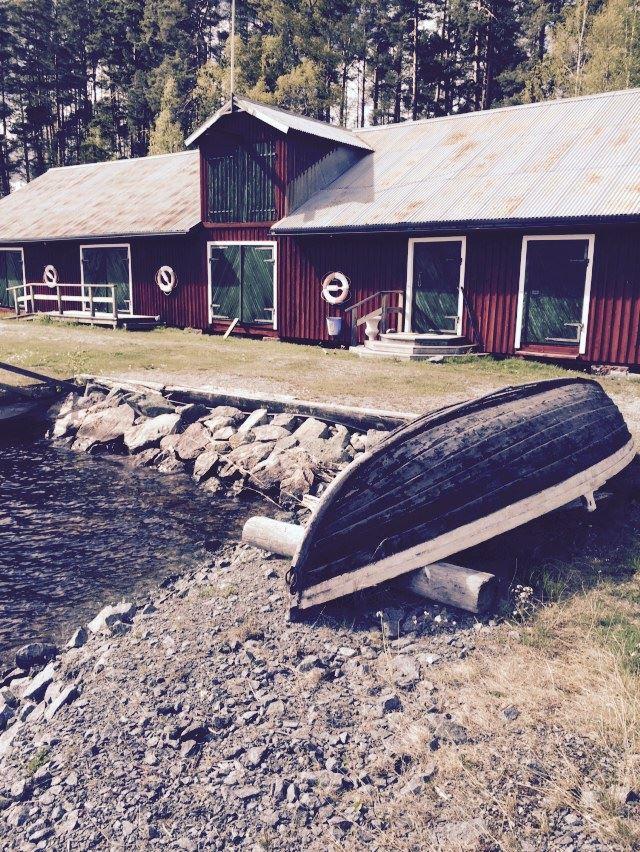 Eldnäsets flottningsmuseum firar 20 år
