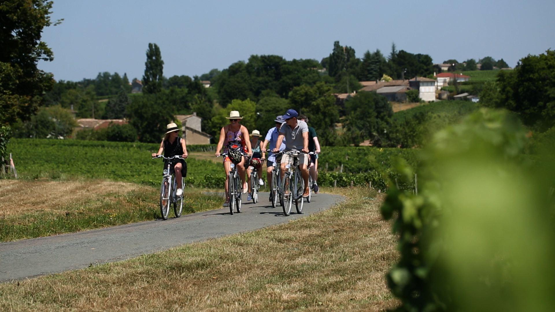 Journée vélo électrique Champagne & déjeuner