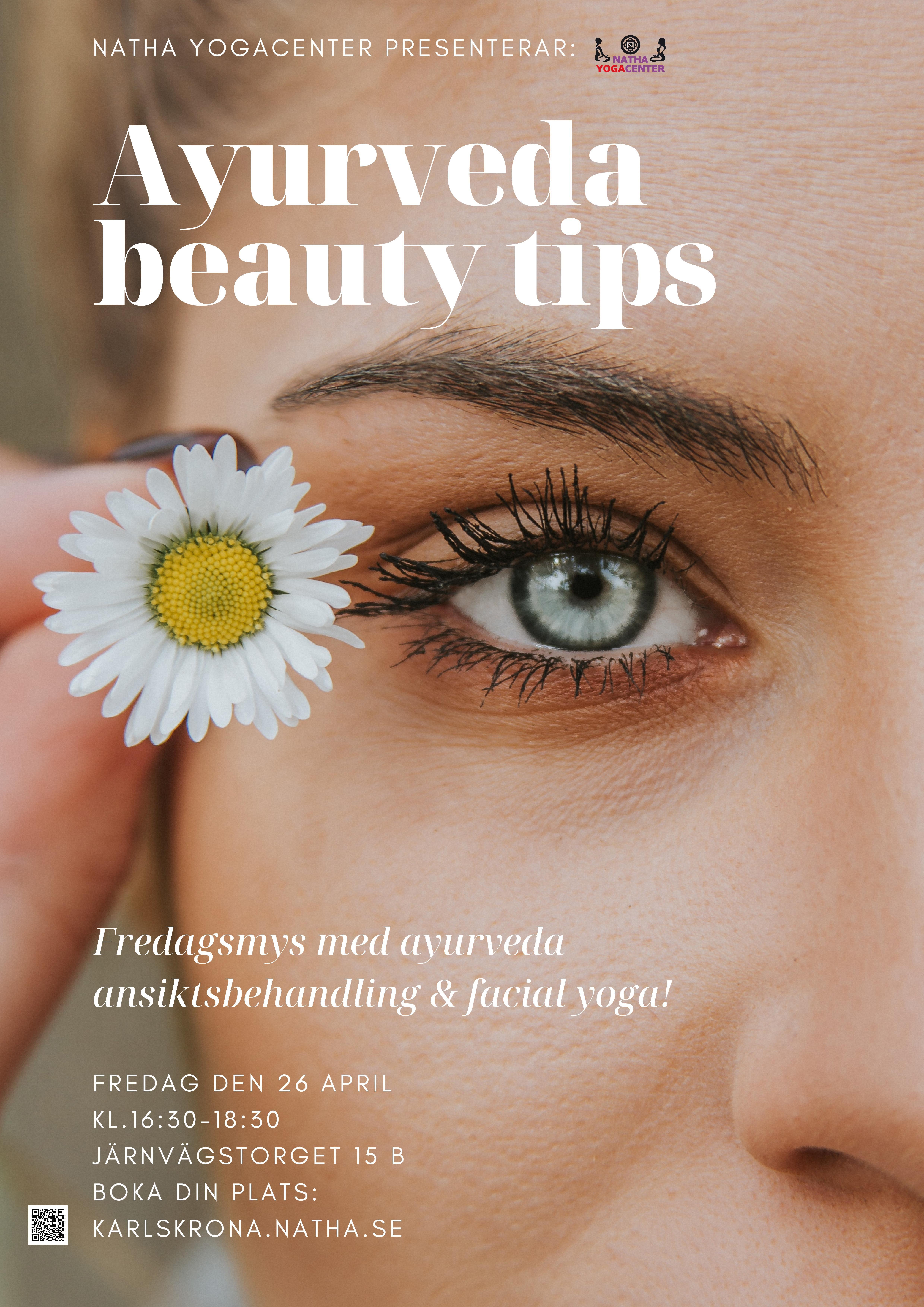 Ayurveda beauty tips