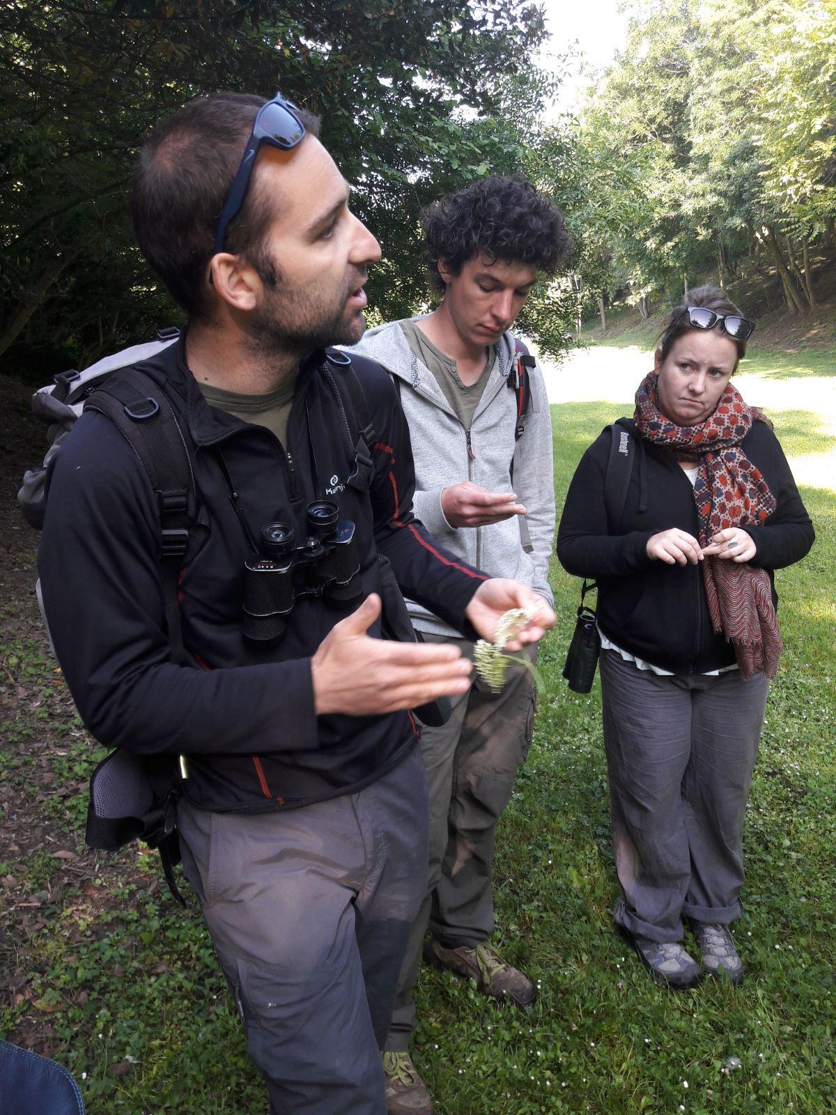 Balade nature sur les bords de Loire à Tours + apéritif