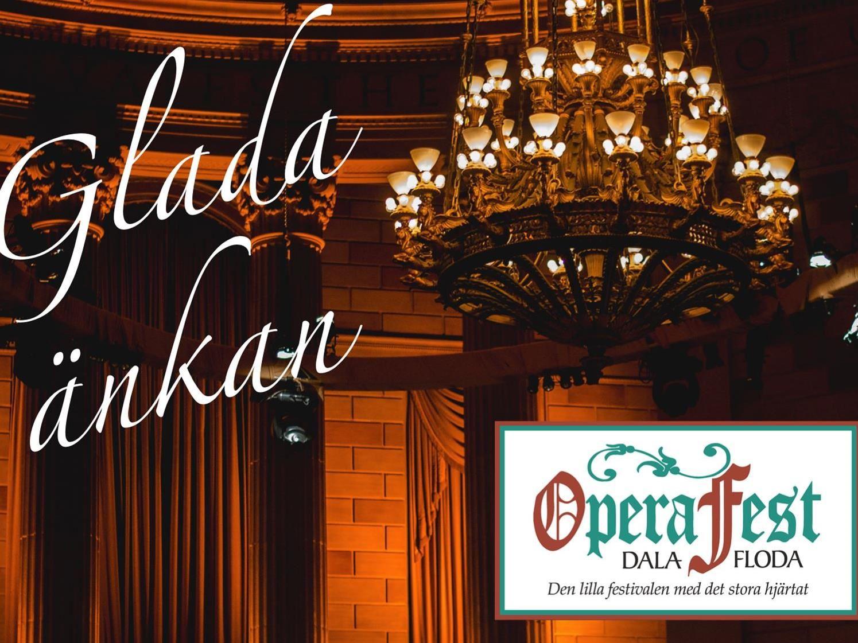 Dala-Floda Operafest Glada Änkan