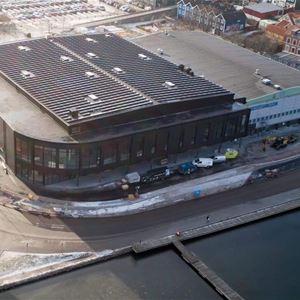 Karlskrona idrottshall /  Östersjöhallen