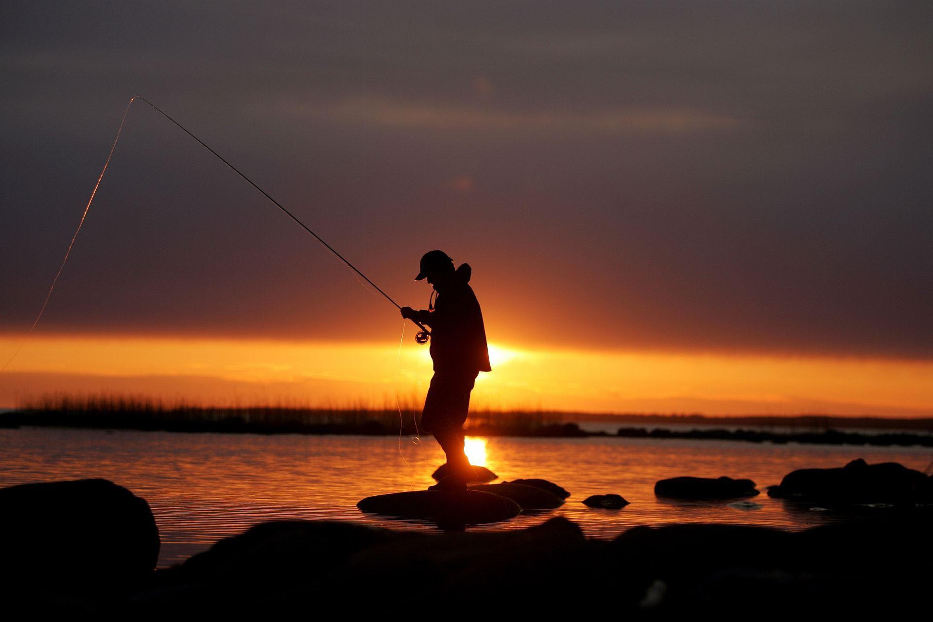 Fiskepaket på Sands stugby