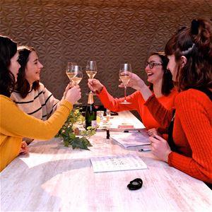 Atelier dégustation Champagne à Reims