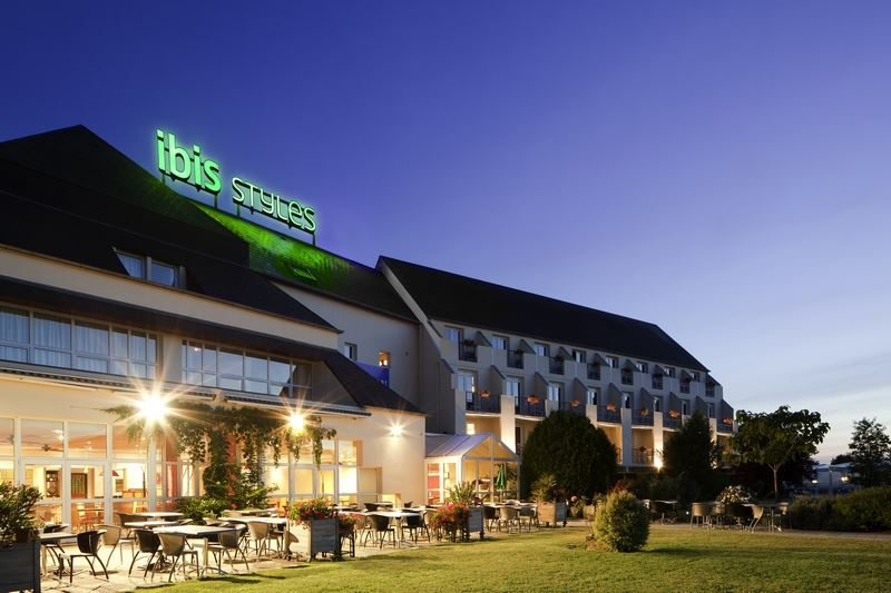 © Droits réservés, HOTEL IBIS STYLES CHINON