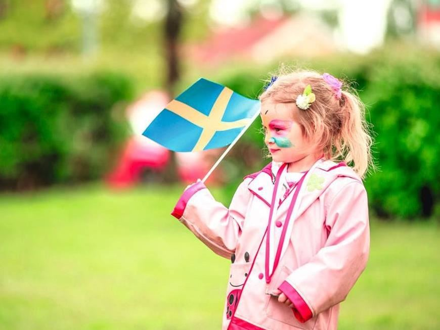 Nationaldagen i Ludvika