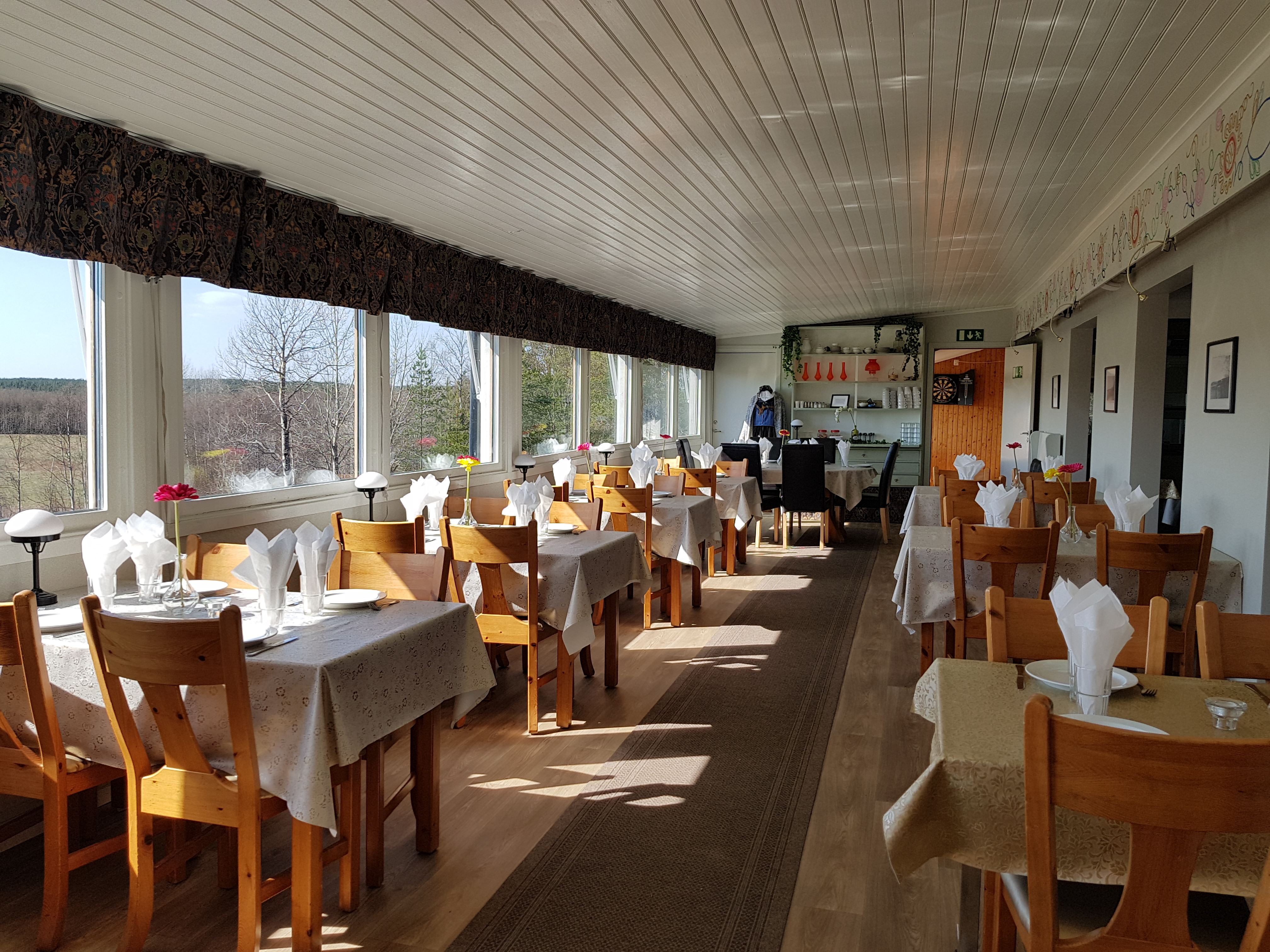 """Das Restaurant """"Lufta"""""""