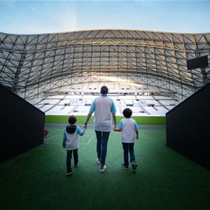 OM TOUR – Visit the Orange Velodrome Stadium