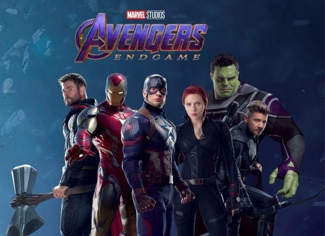 Biofilm - Avengers: Endgame