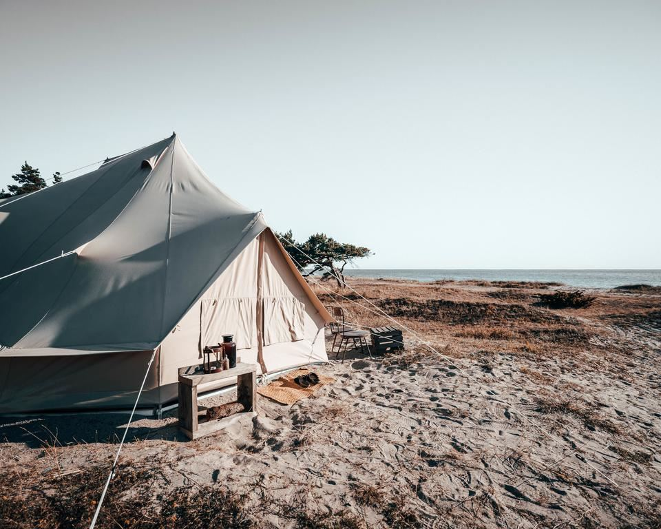 Surflogiet - Luxury Tent
