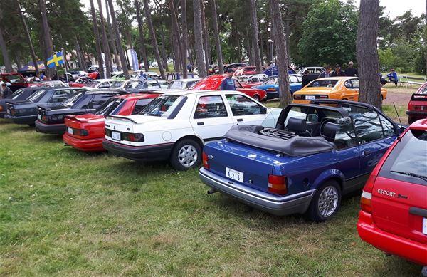 Car show: EuroFord Nordic 2019