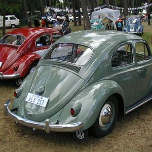 Bilutställning: VW BugNic #26 i Badhusparken