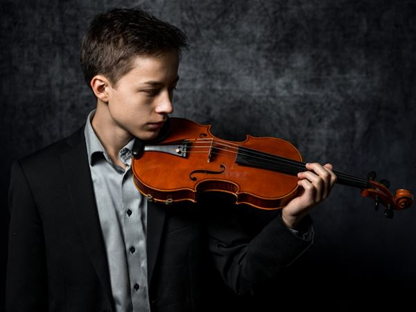 Musik: Johan Dalene och Ingrid Andsnes - Storslagna sonater