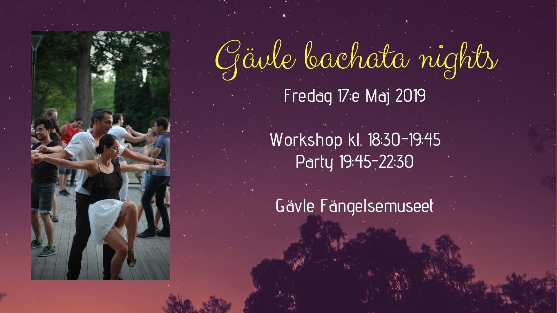 Gävle Bachata nights