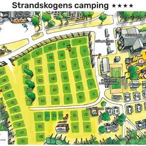 Strandskogen Campingplatz