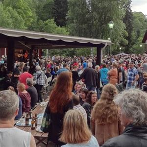 Sommarens sista Tisdagsträff  i Säterdalen