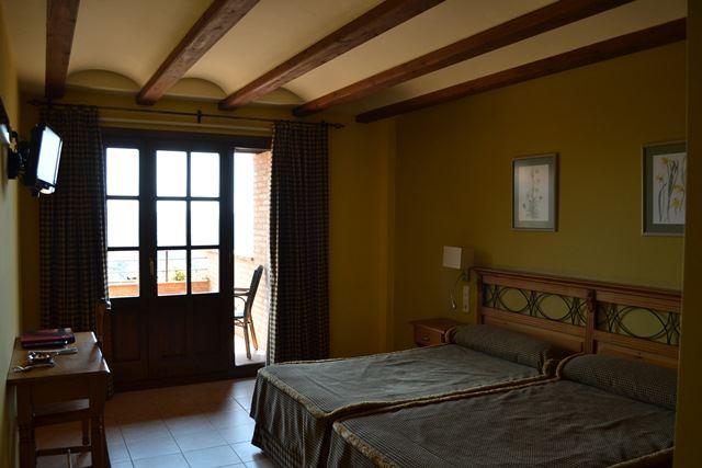 © ©VillaDeAlquezar, HPH150 - Hôtel au coeur d'une cité médiévale