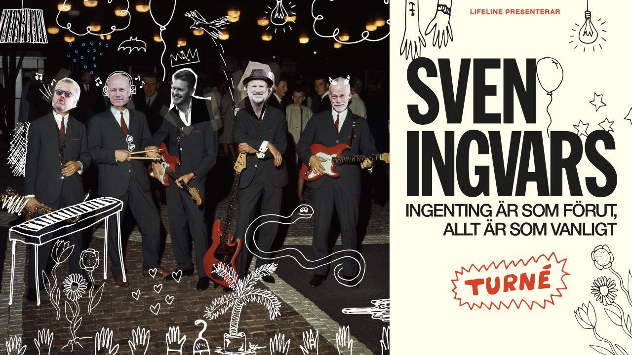 Sven Ingvars - Ingenting är som förut, allt är som vanligt
