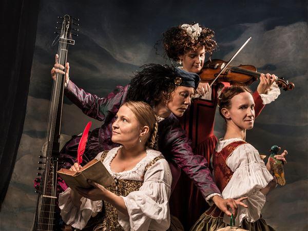 Musik: Operabyrån ger Barbara Strozzi 400 år