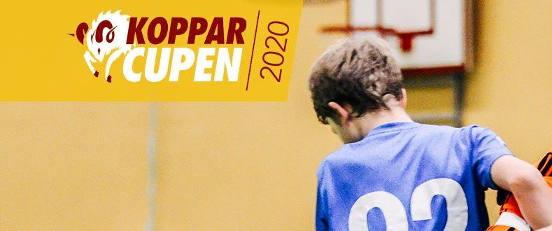 Kopparcupen 2020 - Handboll