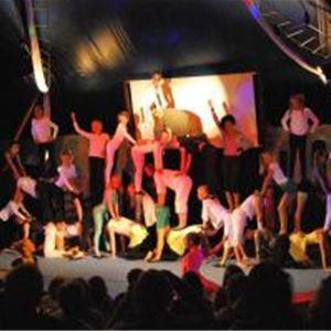 Cirkusskola för barn 6-12 år