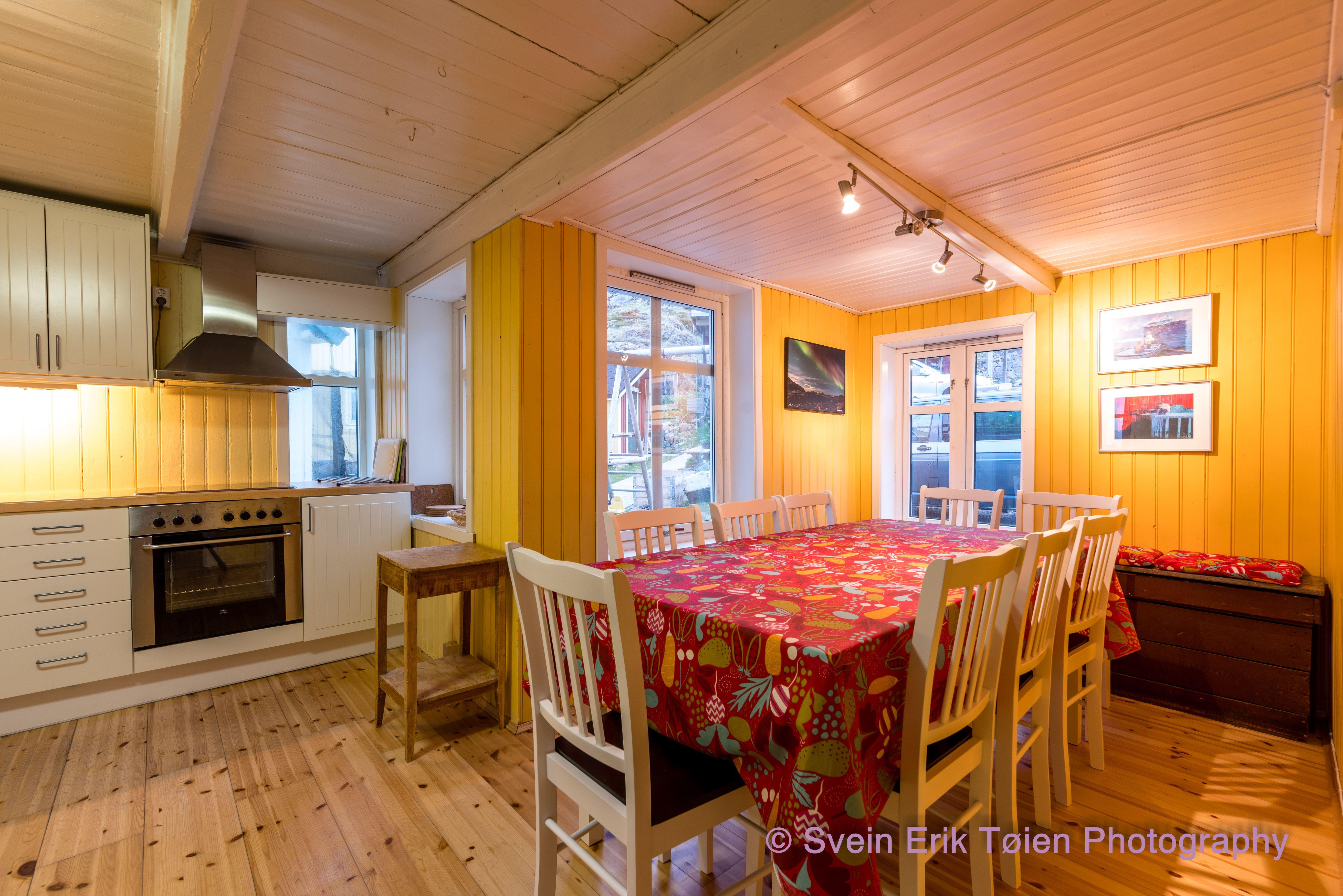 Svein Erik Tøien,  © Svein Erik Tøien, Nyksund Retreat - Nyksund Retreat Center