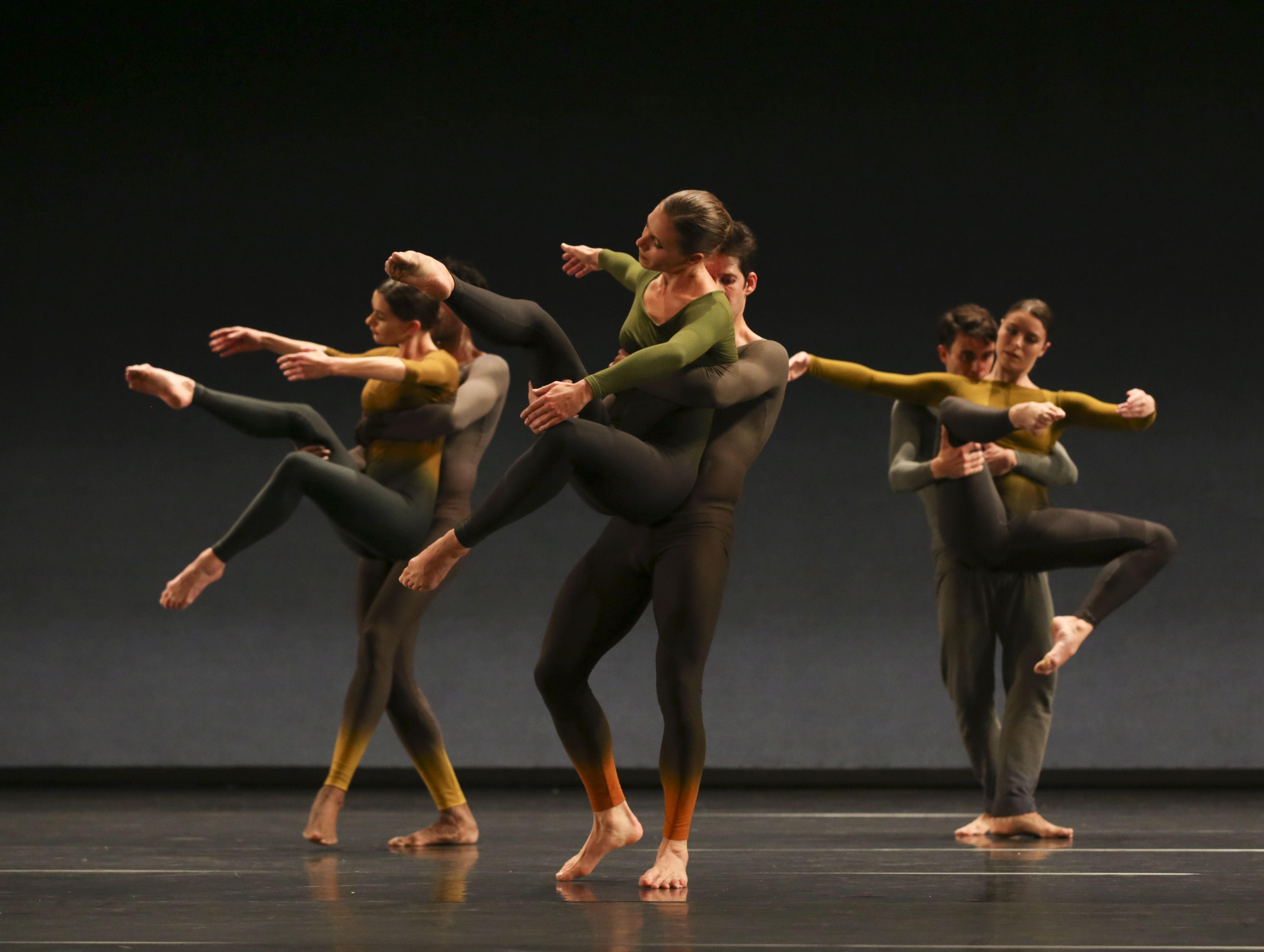 Festival Montpellier Danse - Ballet de l'Opéra de Lyon - Merce Cunningham