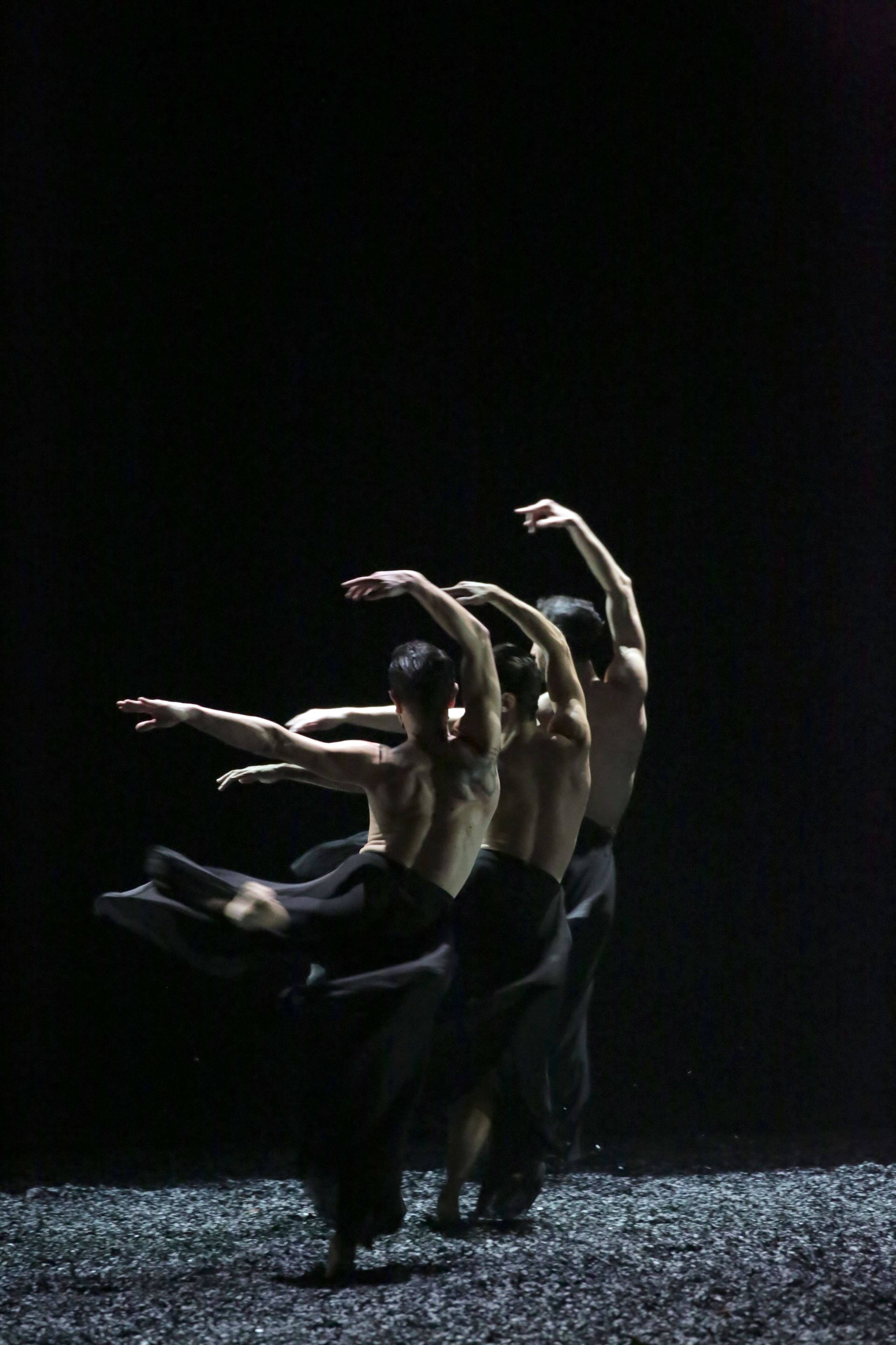 Festival Montpellier Danse - Angelin Preljocaj - Winterreise
