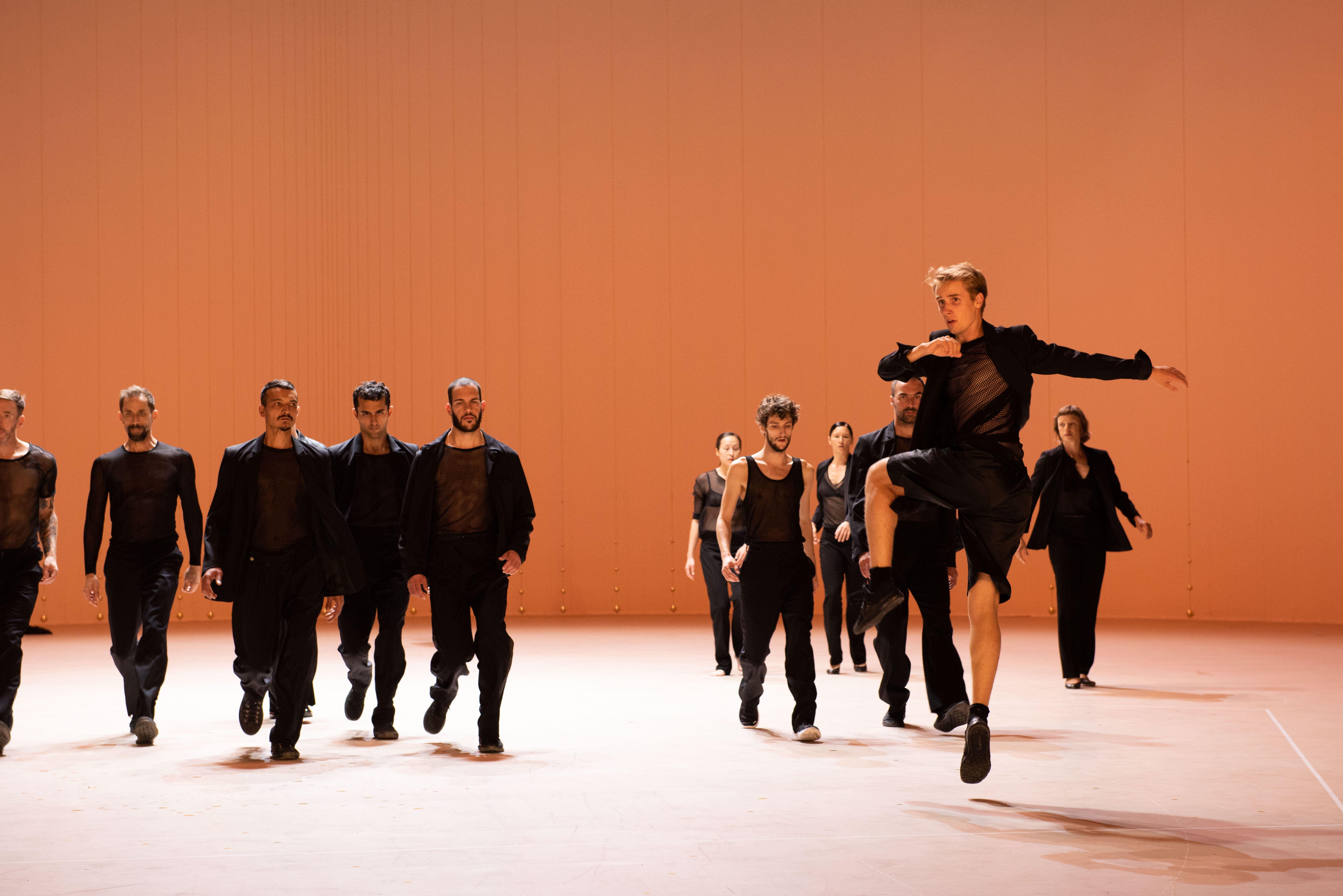 Festival Montpellier Danse - Anne Teresa de Keersmaeker - Les 6 concertos Brandebourgeois