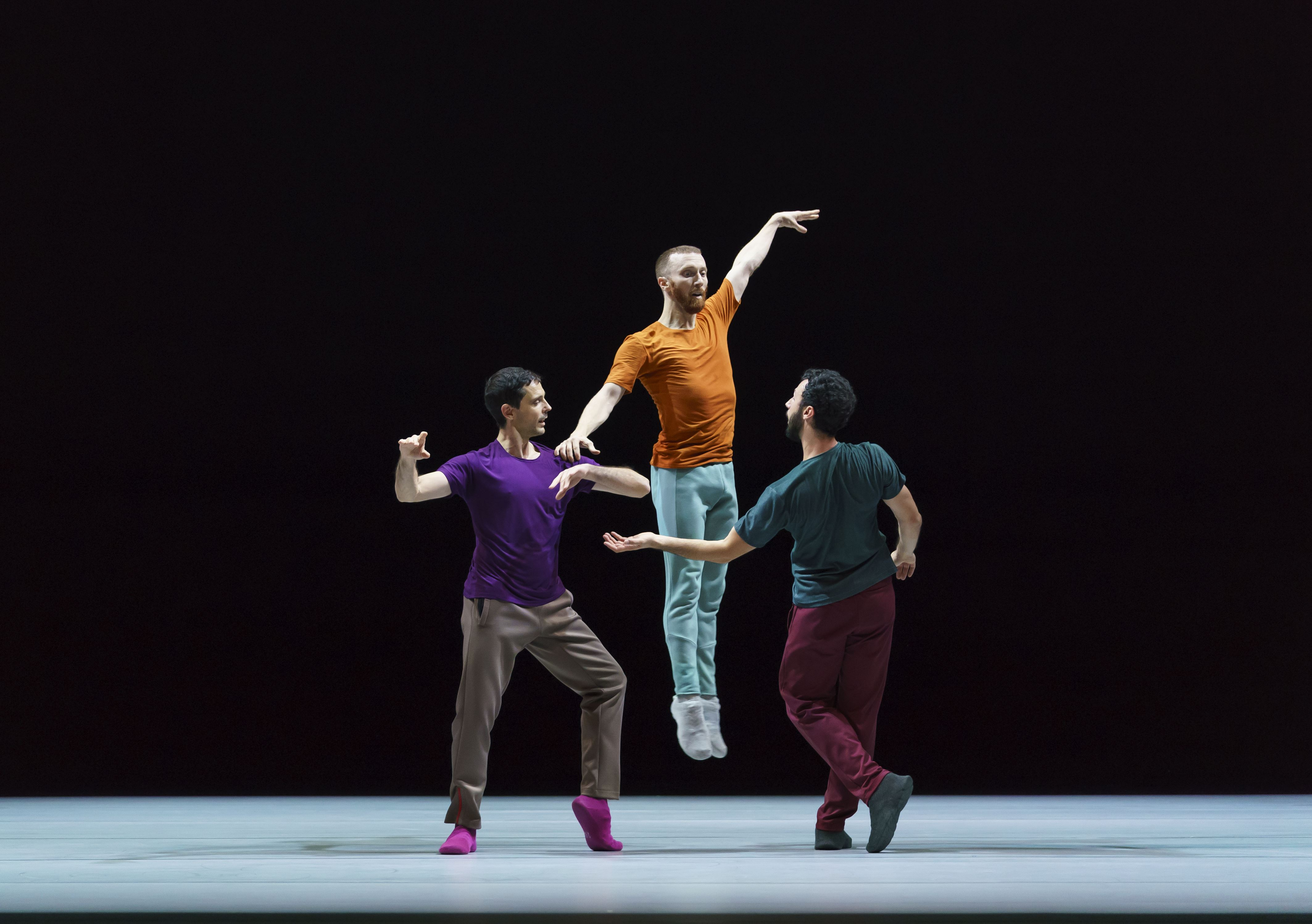 Festival Montpellier Danse - William Forsythe - A quiet evening of dance