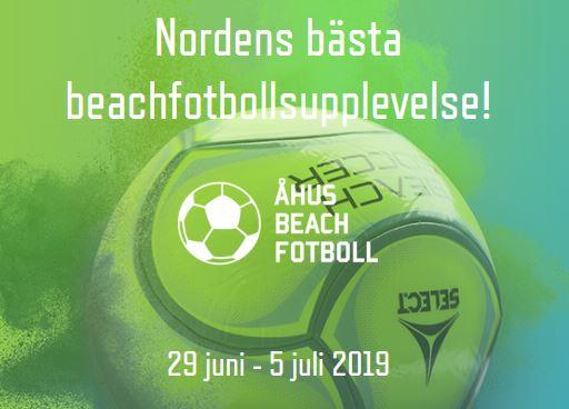 Veckoband Åhus Beachfotboll