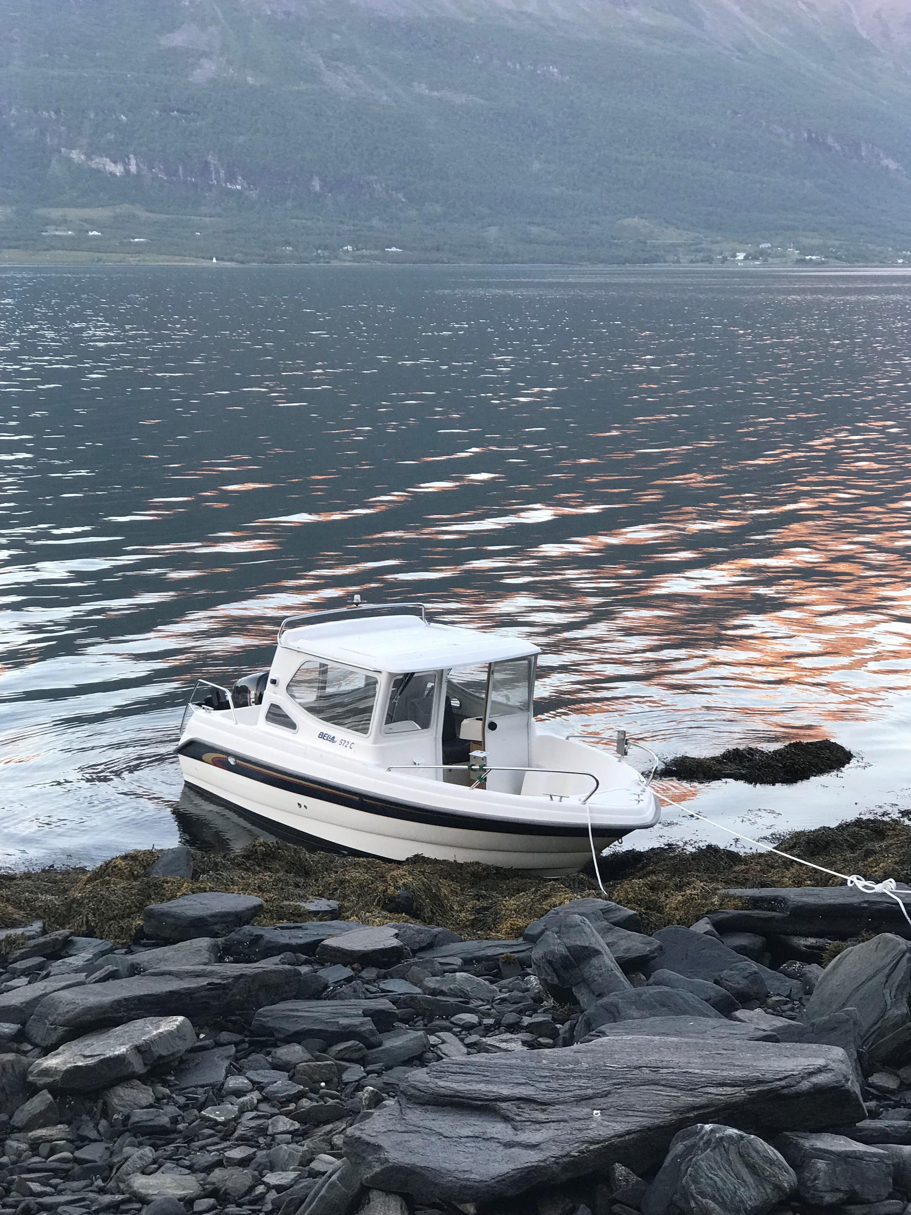 Båtutleie - Skibotn Husky