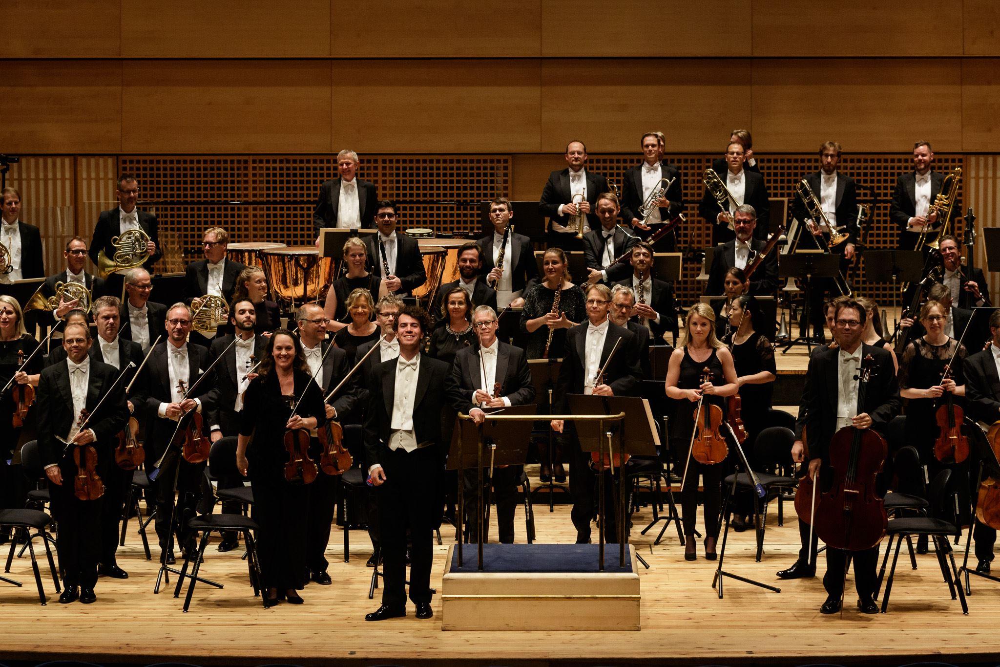 Opera på Österbybruk - Jenny Lind-konsert