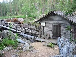 Kvarn och Stampdag, Råbergs kvarn