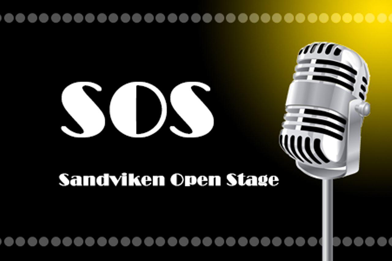 SOS - Sandviken Open Stage
