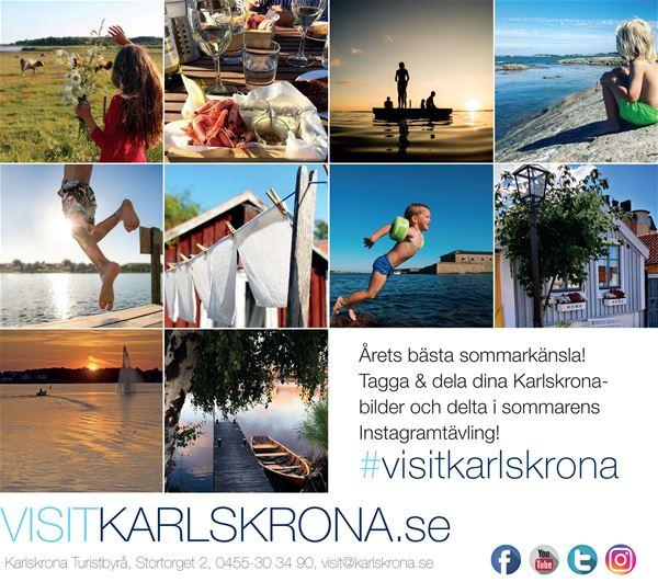 Instagram Contest - Best summer picture 2019