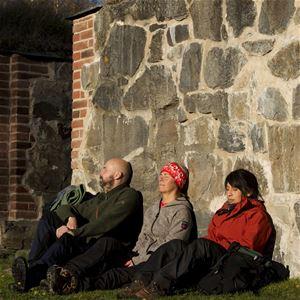 Fem söndagars -pilgrimsvandring S:t Olavsleden