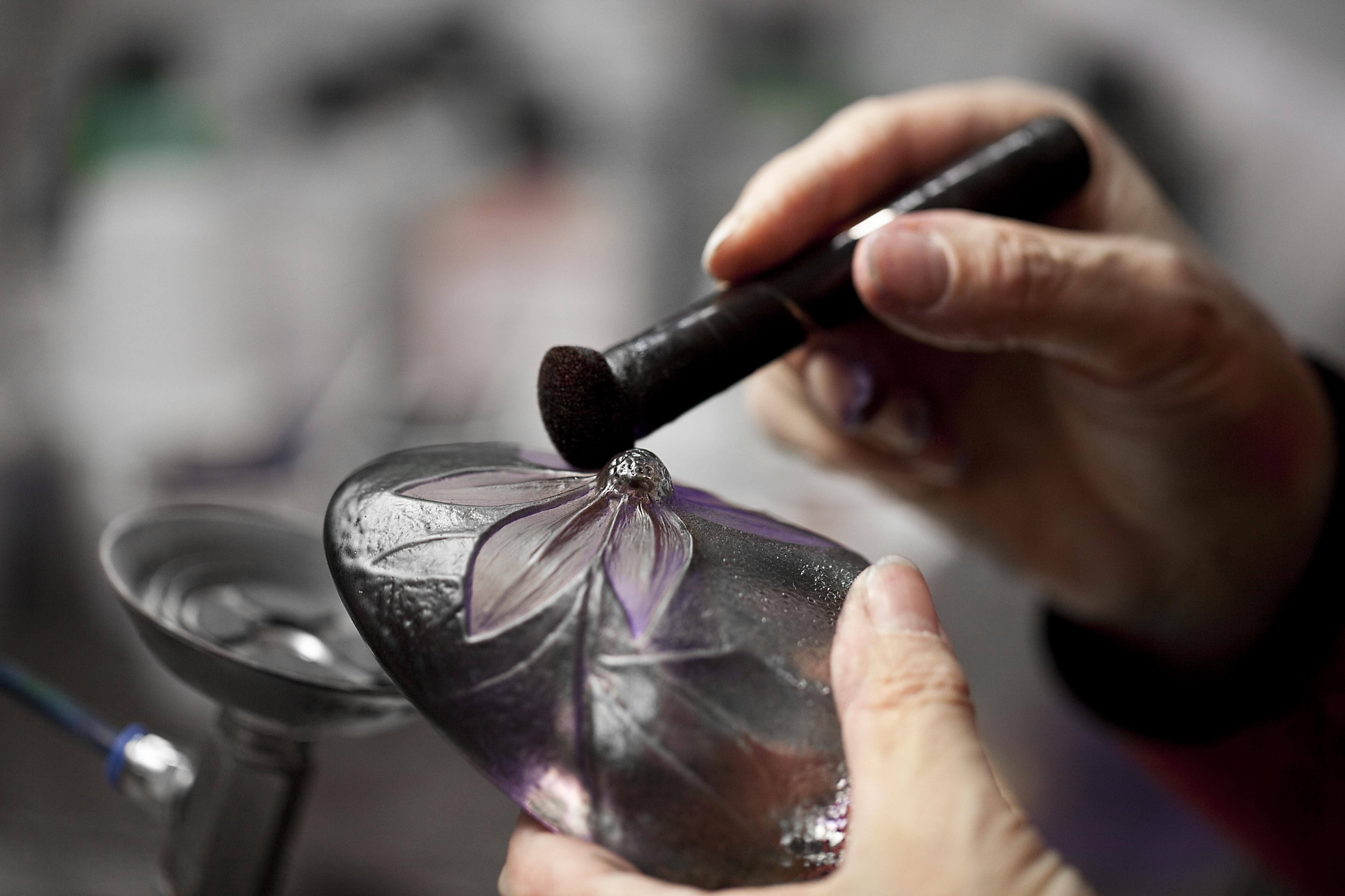 Vill du vara glasmålare för en stund?