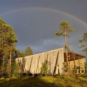 © Naturum fulufjället, Geologins dag