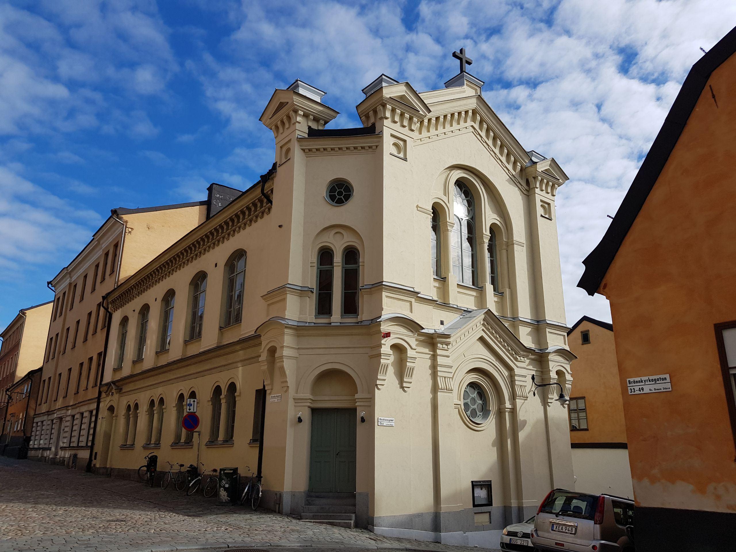 Konst- och kulturhus på Djurgården