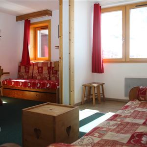 ARCELLE 406 / APARTMENT 2 ROOMS CABIN 4 PERSONS - ADA
