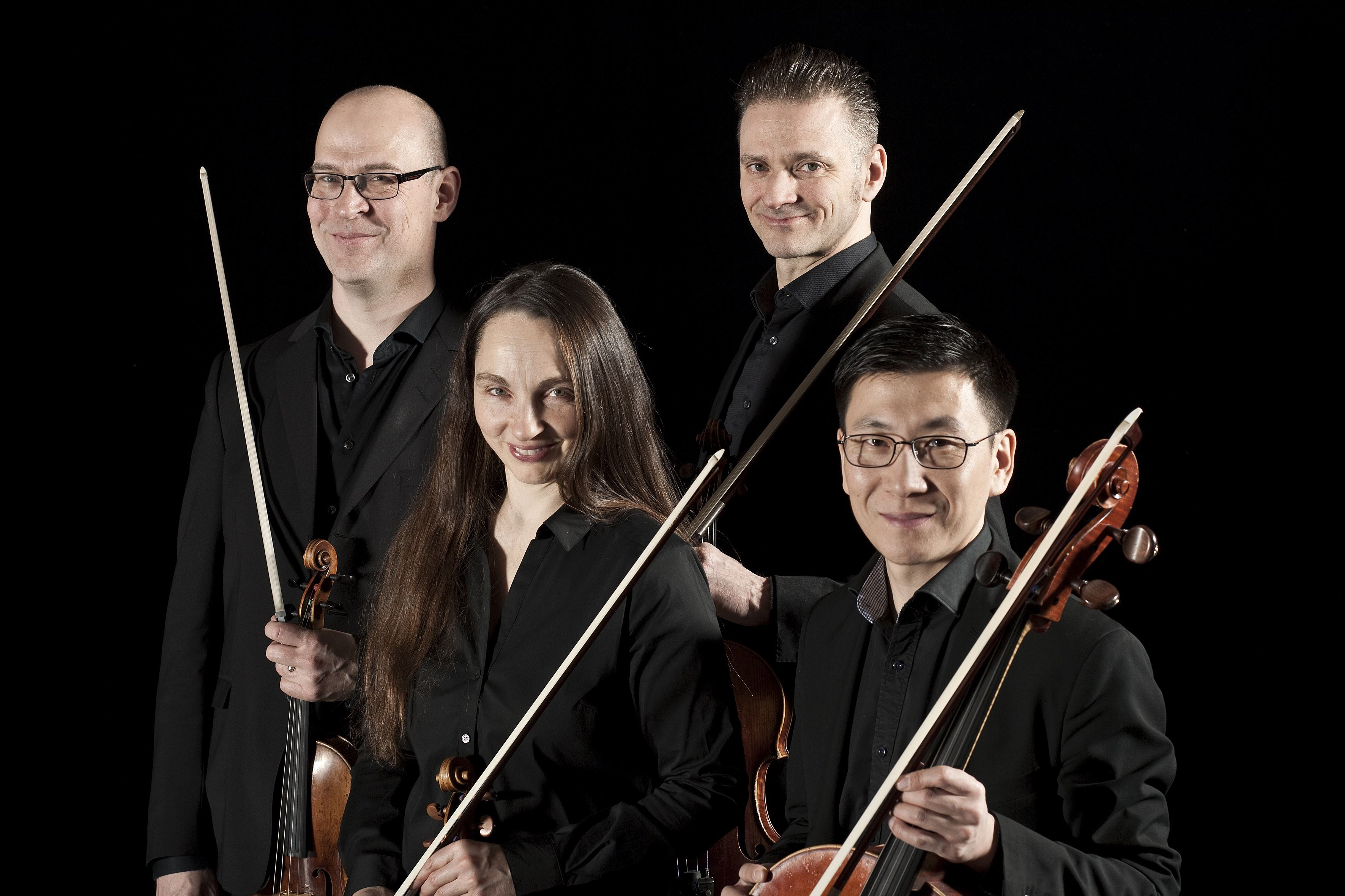 Boda Kammarmusikvecka - Weberkvartetten